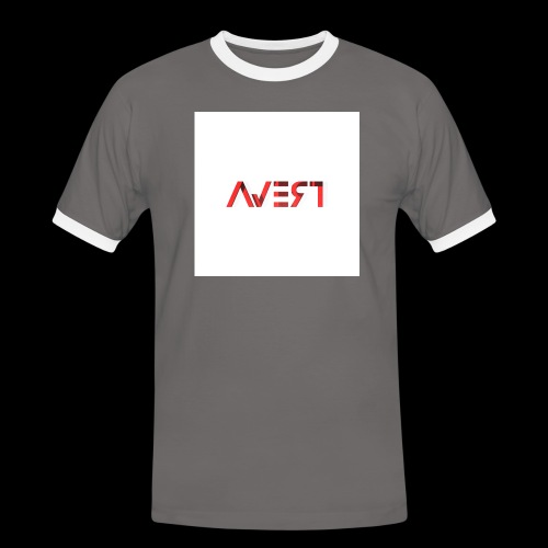 AVERT YOUR EYES - Mannen contrastshirt