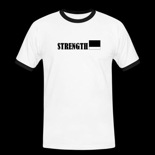 STRENGTH - Miesten kontrastipaita