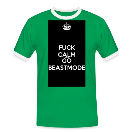 Go Beast-Mode - Men's Ringer Shirt
