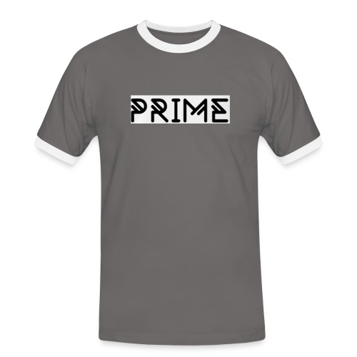 PRIME - Herre kontrast-T-shirt