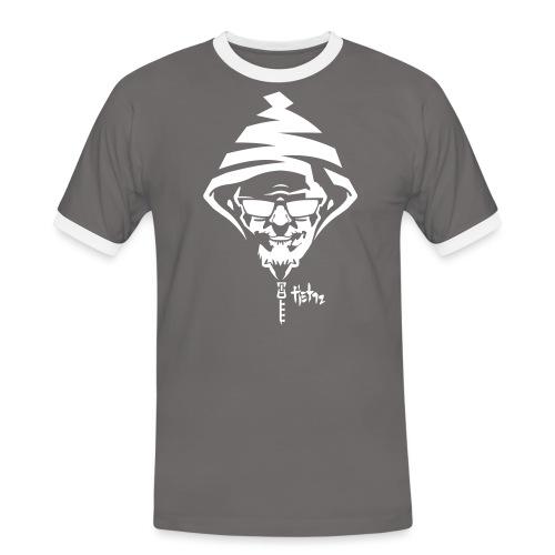 urban_artist - Kontrast-T-shirt herr