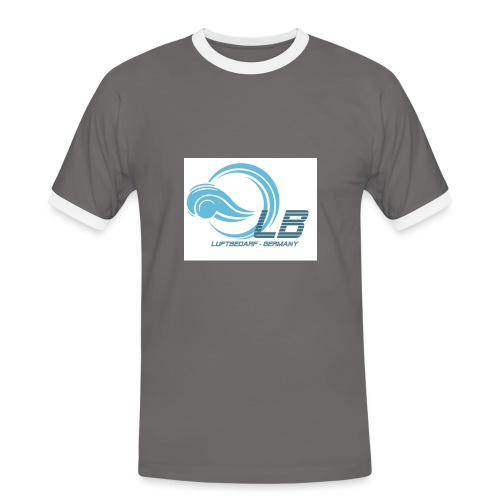 logo_aa2 - Männer Kontrast-T-Shirt