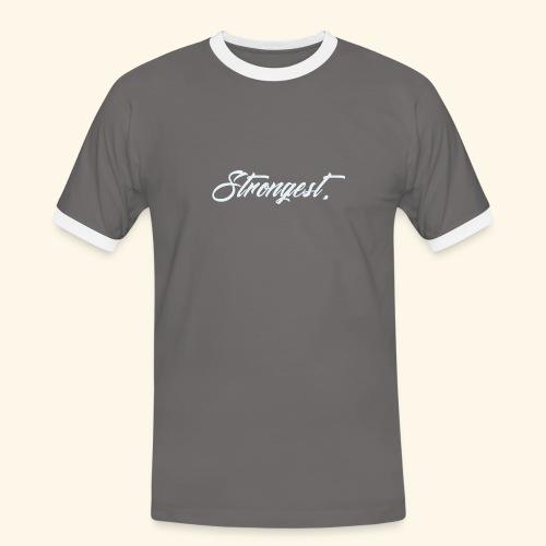Strongest - T-shirt contrasté Homme