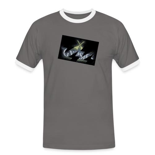 GYPSIES BAND LOGO - Men's Ringer Shirt