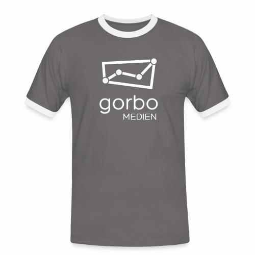 gorbologo - Männer Kontrast-T-Shirt