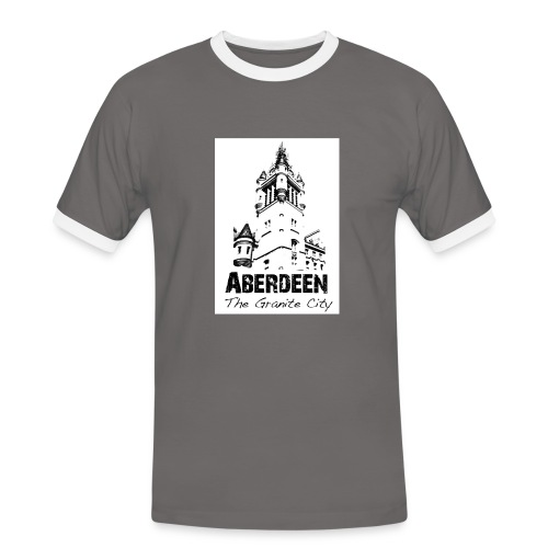 Aberdeen the Granite City - Men's Ringer Shirt