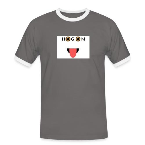 HetGameMisterie Logo - Mannen contrastshirt