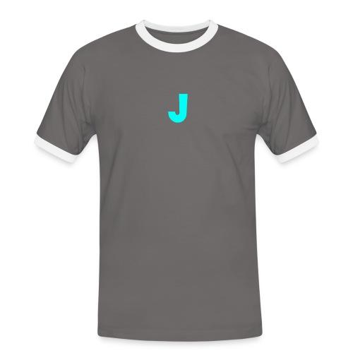 Jeffke Man T- Shirt - Mannen contrastshirt