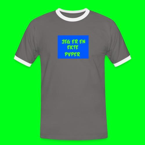 GotPvpGeneseren - Kontrast-T-skjorte for menn