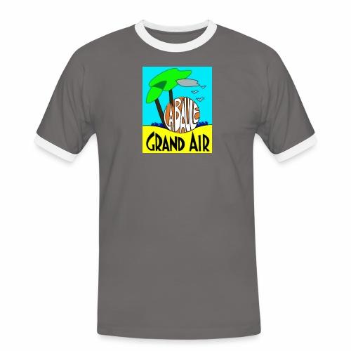 Grand-Air - T-shirt contrasté Homme
