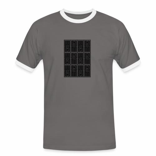 LUFC AZTEC - Men's Ringer Shirt