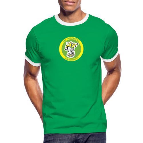 DNZ - Männer Kontrast-T-Shirt