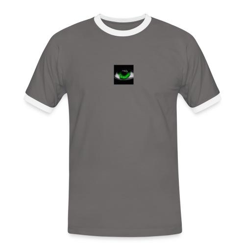 Green eye - Men's Ringer Shirt