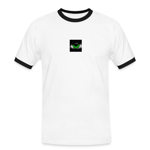 Green eye - Men's Ringer Shirt