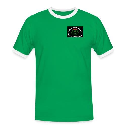massbuild - Men's Ringer Shirt