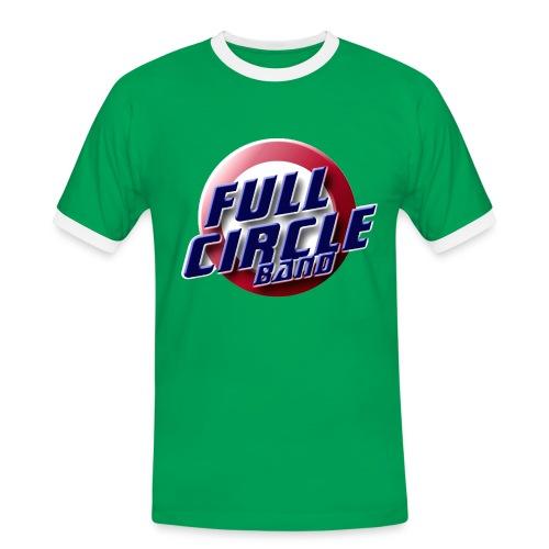 fcbandtee - Männer Kontrast-T-Shirt