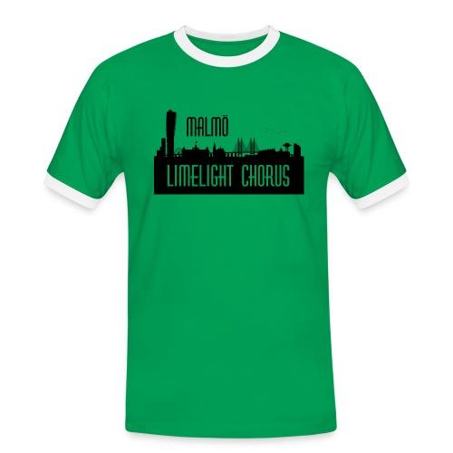 MLCLogo - Kontrast-T-shirt herr