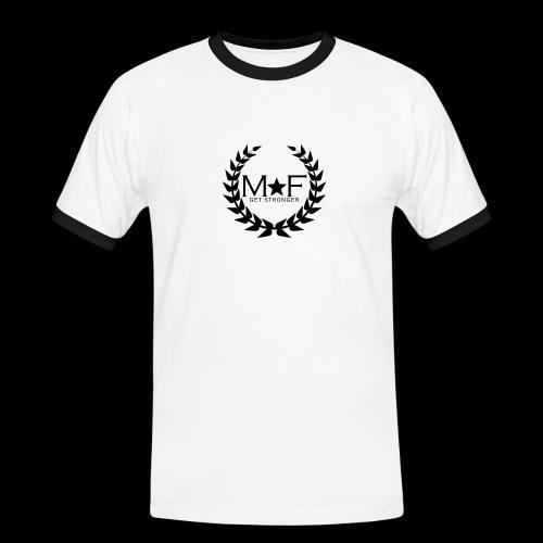 MF - T-shirt contrasté Homme