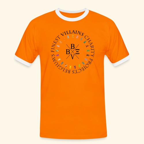 BVBE Charity Projects - Men's Ringer Shirt