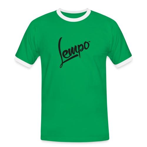 Lempo TM Logo - Men's Ringer Shirt