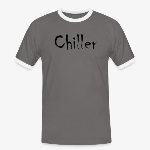 Chiller da real - Mannen contrastshirt