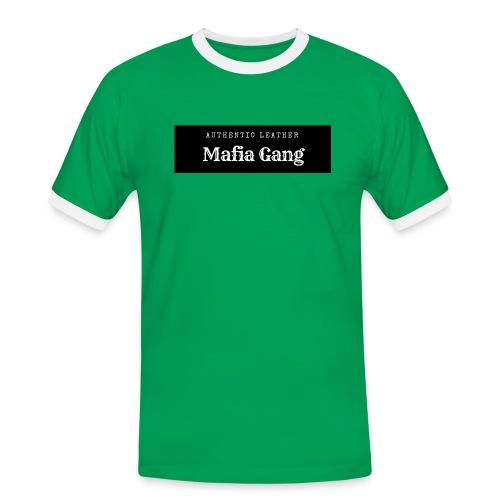 Mafia Gang - Nouvelle marque de vêtements - T-shirt contrasté Homme