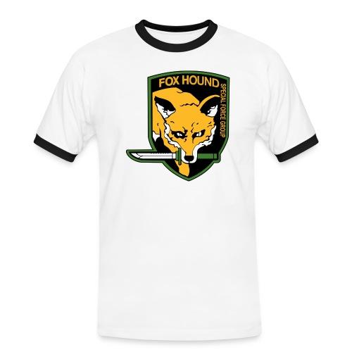 Fox Hound Special Forces - Miesten kontrastipaita