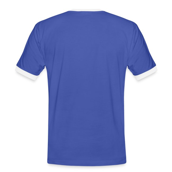 Vorschau: BULLY herum - Männer Kontrast-T-Shirt