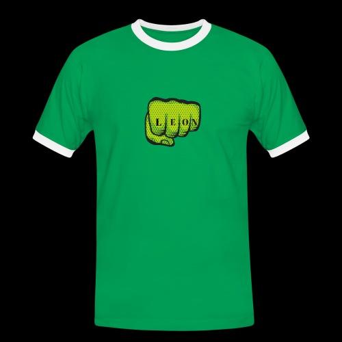 Leon Fist Merchandise - Men's Ringer Shirt