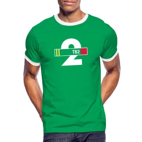 Thunderbird 2 design - Men's Ringer Shirt