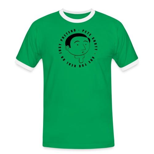 Pete Snott - Men's Ringer Shirt