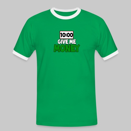 Give me money! - Men's Ringer Shirt