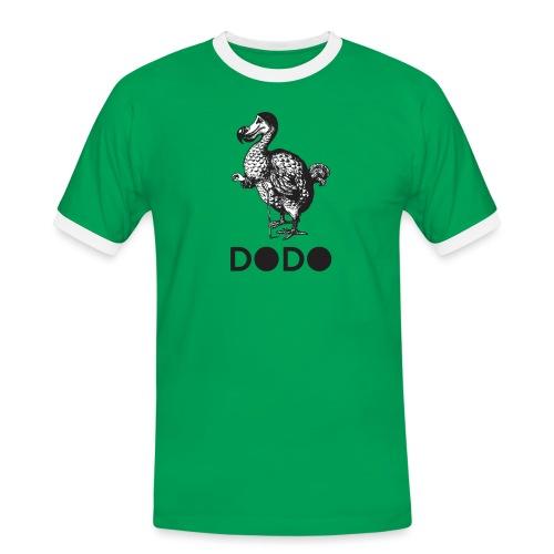 DODO TEES ALICE IN WONDERLAND - Maglietta Contrast da uomo