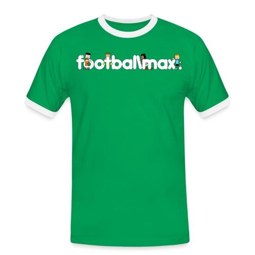 logo fmax png png - Men's Ringer Shirt