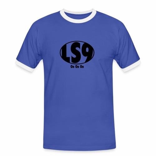 LS9 WHITES - Men's Ringer Shirt