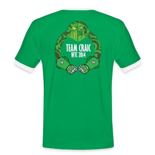 tshirt logo3 png - Men's Ringer Shirt