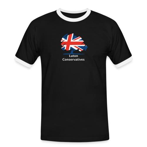 Luton Conservatives - Men's Ringer Shirt