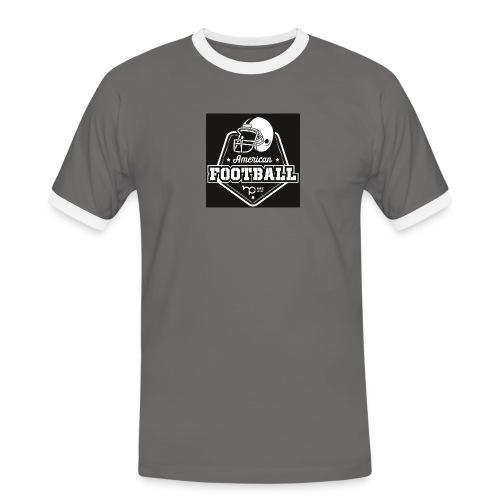 mpzgrossneu - Männer Kontrast-T-Shirt