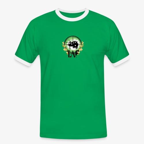 Load Aim Fire Merchandise - Mannen contrastshirt