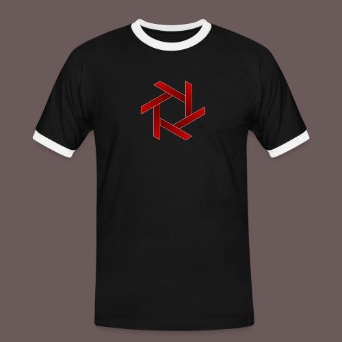Star - Herre kontrast-T-shirt
