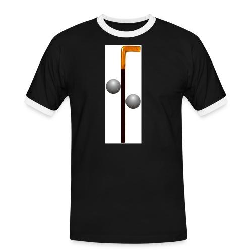 2 balls cane gd - T-shirt contrasté Homme