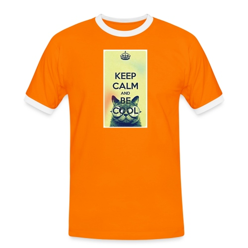 COOL - Mannen contrastshirt