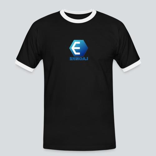 ennoaj - Mannen contrastshirt