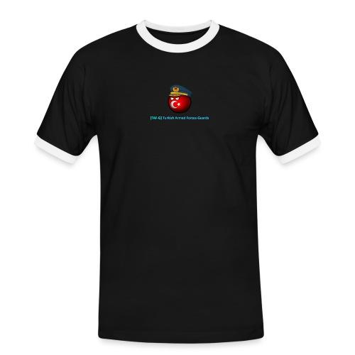 World of tanks - TAF-G clan gear! - Men's Ringer Shirt