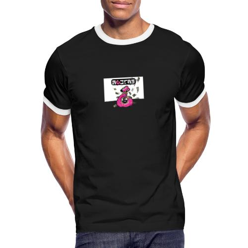 1605634546485 - Camiseta contraste hombre
