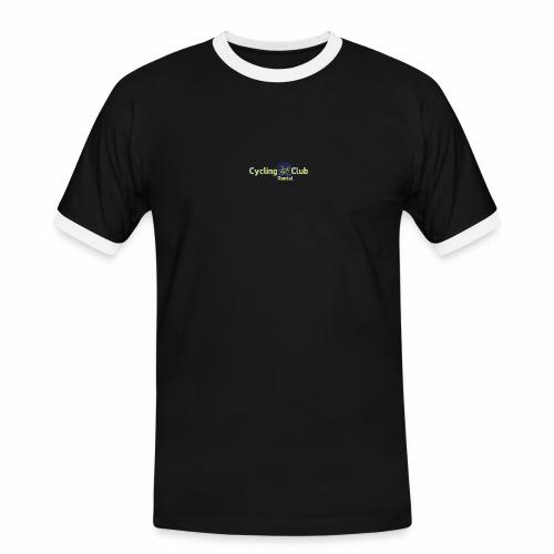 Cycling Club Rontal - Männer Kontrast-T-Shirt