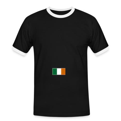 4 sport flag ireland - Men's Ringer Shirt