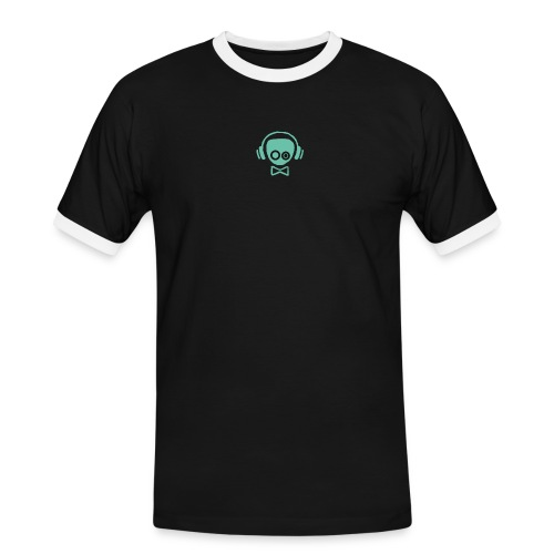 Gamer Design - Herre kontrast-T-shirt