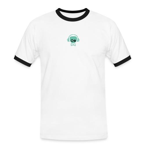 Gamer Design - Herre kontrast-T-shirt