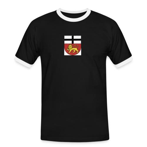 Bonn - Männer Kontrast-T-Shirt